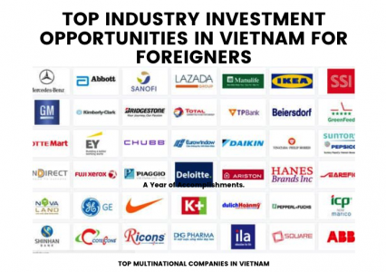Top 5 Industry Investment Opportunities In Vietnam For Foreigners